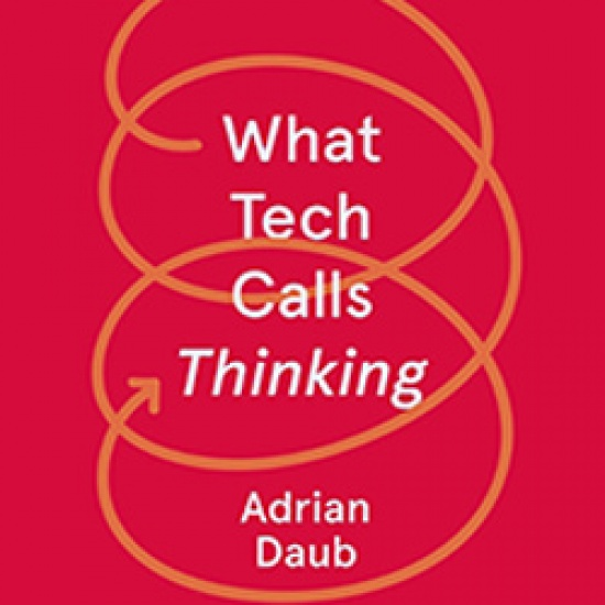 cover of What Tech Calls Thinking