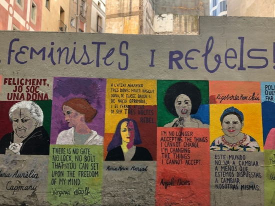 posters of feminists i rebels